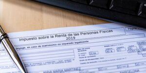 erte y declaracion de la renta